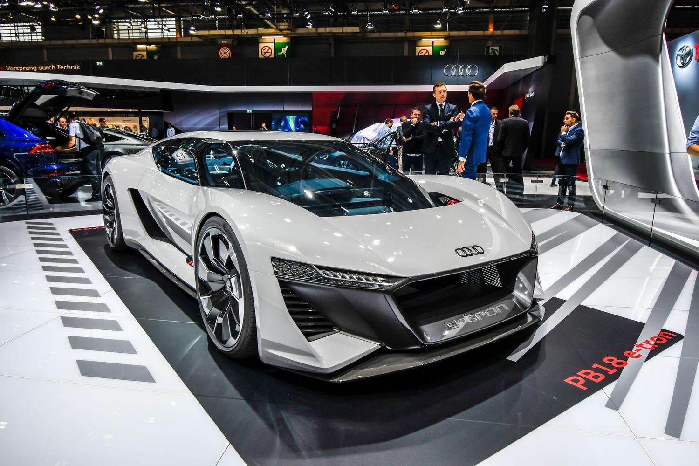 Audi PB18 e-tron, saranno prodotti 50 esemplari
