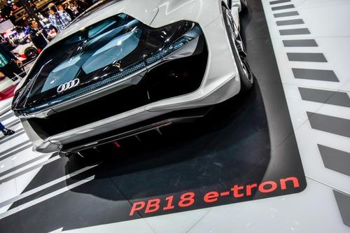 Audi PB18 e-tron, saranno prodotti 50 esemplari (4)