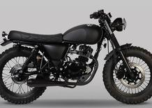 Mutt Motorcycles Mutt Fat Sabbath 125
