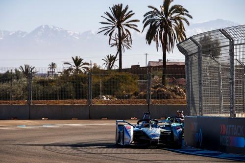 Formula E, ePrix di Marrakech: pole per Bird (4)