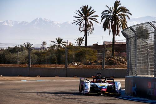 Formula E, ePrix di Marrakech: pole per Bird (5)