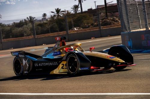 Formula E, ePrix di Marrakech: vince D'Ambrosio (3)