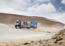 Dakar 2019 100% Perù. Spettatore travolto da Camion. Fuori gara Karginov