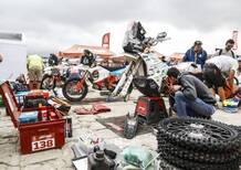 Dakar 19 100% Perù. Arequipa Rest Day. Conti e Impressioni