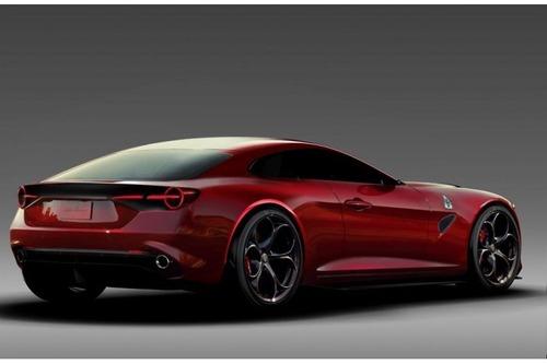 Nuova Alfa Romeo 8C, Ufficiale nel 2023? (3)