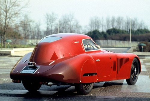 Nuova Alfa Romeo 8C, Ufficiale nel 2023? (7)
