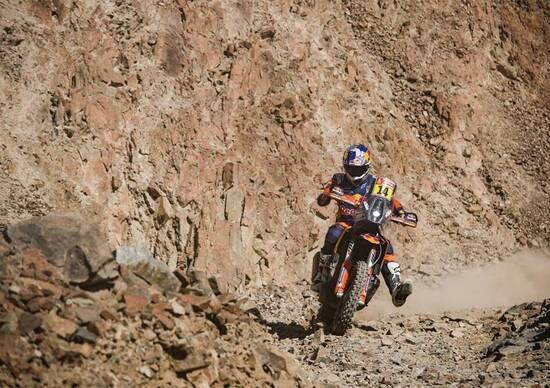 Dakar 2019 Perù. Live Day 7. Domina Peterhansel, guai per Loeb