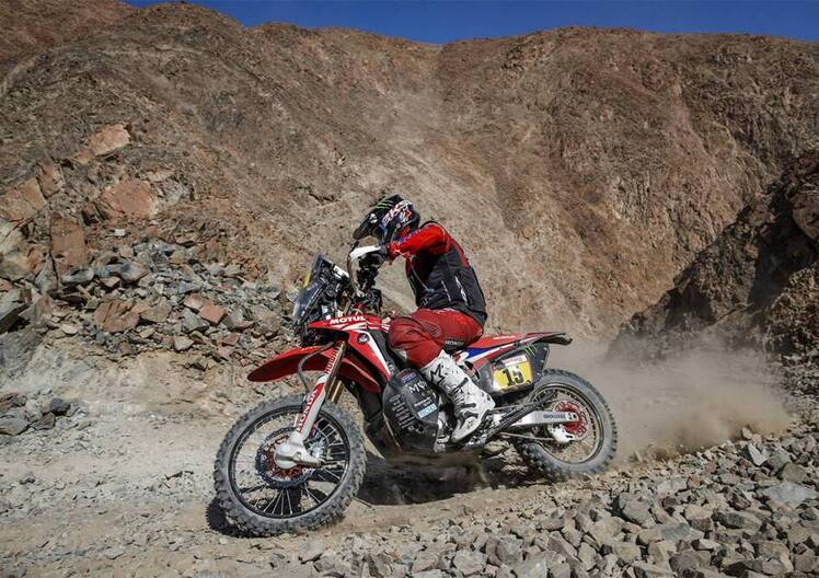 Dakar 2019 Perù. Live Day 8. San Juan de Marcona - Pisco