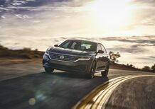 Volkswagen Passat, negli USA è restyling [Video]