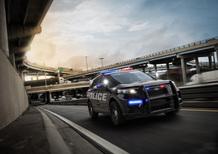 Ford Police Interceptor, blindata e ibrida per la Polizia americana [Video]