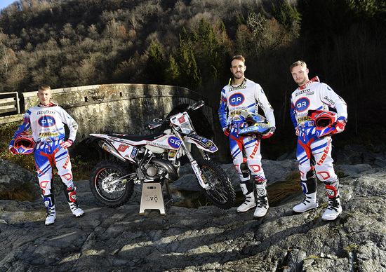 Team TTR Officine Rigamonti. Mondiale Super Enduro e gare estreme