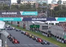Formula 1 2019, gli orari di partenza delle gare