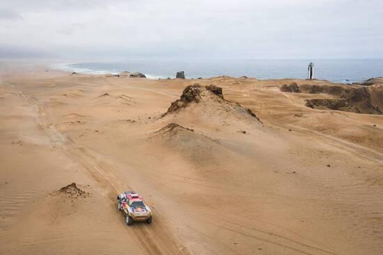 Gli scenari della Tappa 8 della Dakar 2019