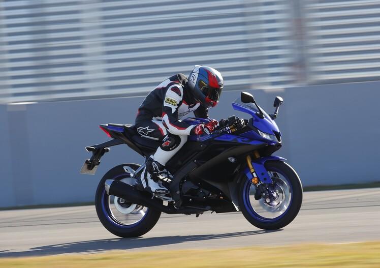 Yamaha YZF-R125 2019, TEST: carattere da vera sportiva
