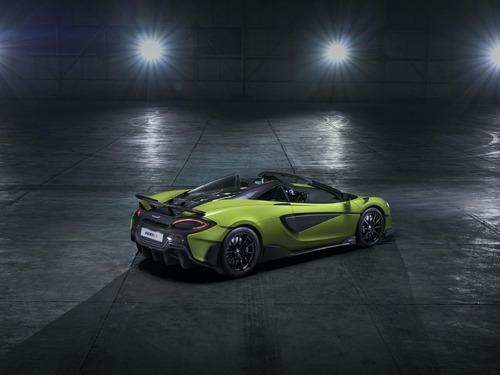 McLaren 600LT Spider, vento e leggerezza (4)