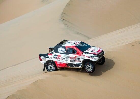 Dakar 2019 Perù. Al-Attiyah conquista la Tappa 9, disastro Loeb