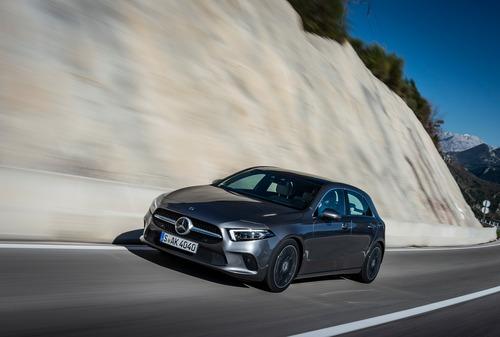 Mercedes Classe A Sport Extra, un anno di MBUX (2)