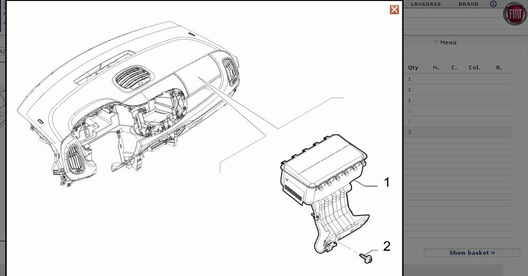 Striscia la Notizia, Autoricambi: è arrivato l'airbag della Fiat 500L