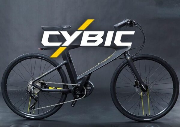 Cybic E-legend: una e-bike con Amazon Alexa integrata