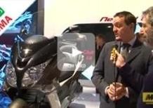 Honda SH 300 i e SW-T 600. Intervista a Paolo Cartolano