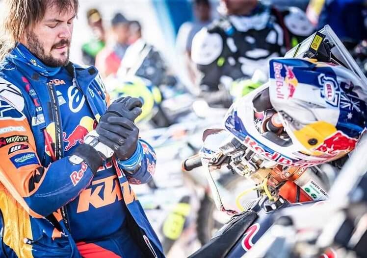 Toby Price (KTM) vince la Dakar 2019 in Perù!