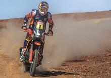 Dakar 2019 100% Perù. Il Tiro Mancino di Toby Price