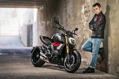 Ducati Diavel 1260 m.y. 2019 in produzione. In vendita a febbraio (8)