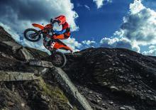 KTM Enduro EXC MY19: il dealer P&D le fa provare