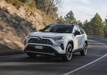 Toyota RAV4 2019, solo Hybrid, anche 4x4 AWD-i [Video]