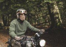 Rare Bird London: le maschere da moto per combattere l'inquinamento (con stile)