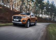Ford Ranger, nuovi motori e più sicurezza per il pick-up americano