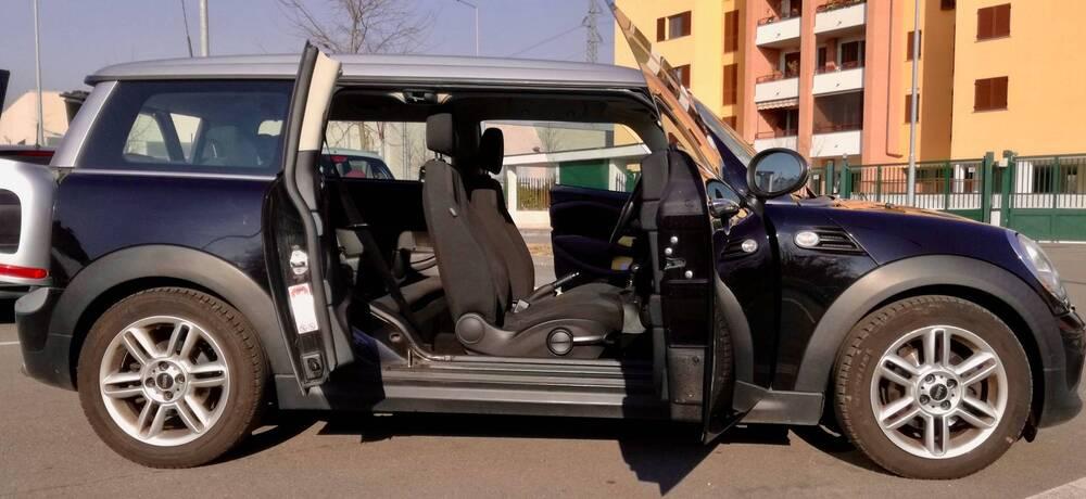 MINI Mini Clubman 2.0 16V Cooper D Clubman Automatica del 2012 usata a Milano (5)