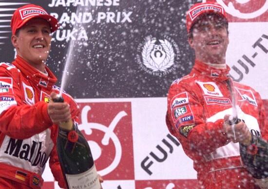 Formula 1, Irvine:
