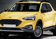 Ford, atteso un pick up compatto sotto il Ranger