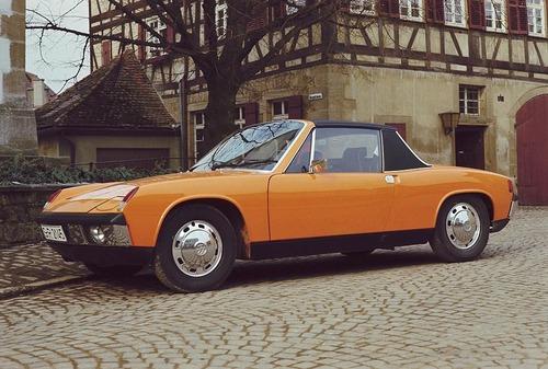 """Volkswagen-Porsche 914, i 50 anni della """"Porsche del popolo"""" (7)"""