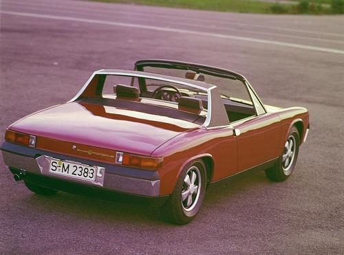 """Volkswagen-Porsche 914, i 50 anni della """"Porsche del popolo"""" (5)"""