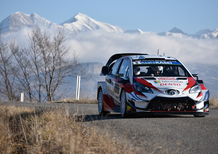 WRC 2019. Monte-Carlo. Ouverture. Tanak (Toyota)