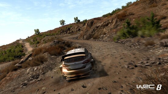 Meteo dinamico, nuova fisica e nuova grafica. WRC 8 sarà un titolo dove non mancherà il divertimento