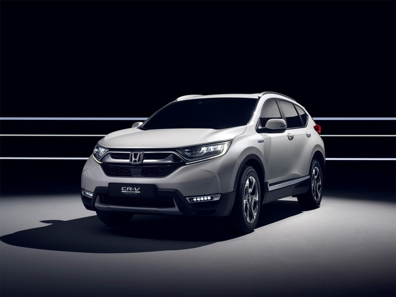 Honda CR-V (2018->>)