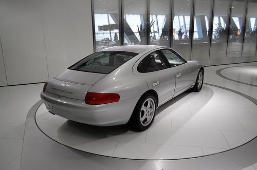 Porsche 989, la 4 porte che non vide mai la luce (2)