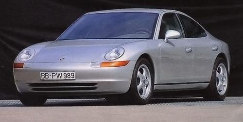 Porsche 989, la 4 porte che non vide mai la luce (8)