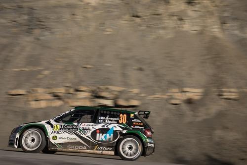 WRC19, Monte-Carlo. Roba da Chiodi, Ogier (Citroen) in Testa (9)
