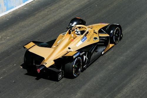Formula E, ePrix di Santiago del Cile: pole per Di Grassi (3)