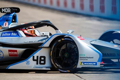 Formula E, ePrix di Santiago del Cile: vince Bird (4)