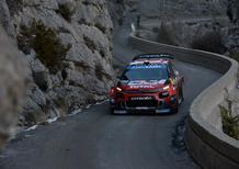 WRC 2019/Citroen. Monte-Carlo 2. Ogier: Comando & Controllo!