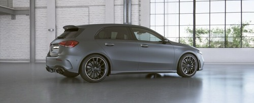 AMG A35 4matic: serie speciale Race Edition (2)
