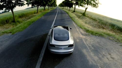 Tesla Model 3: la baby-elettrica compatta (4)