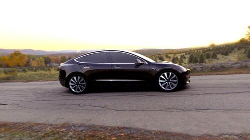 Tesla Model 3: la baby-elettrica compatta (7)