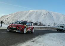 WRC 2019, Citroen. Monte-Carlo3 Finale. Missione compiuta. Ogier vince il Monte-Carlo del nuovo debutto in Rosso