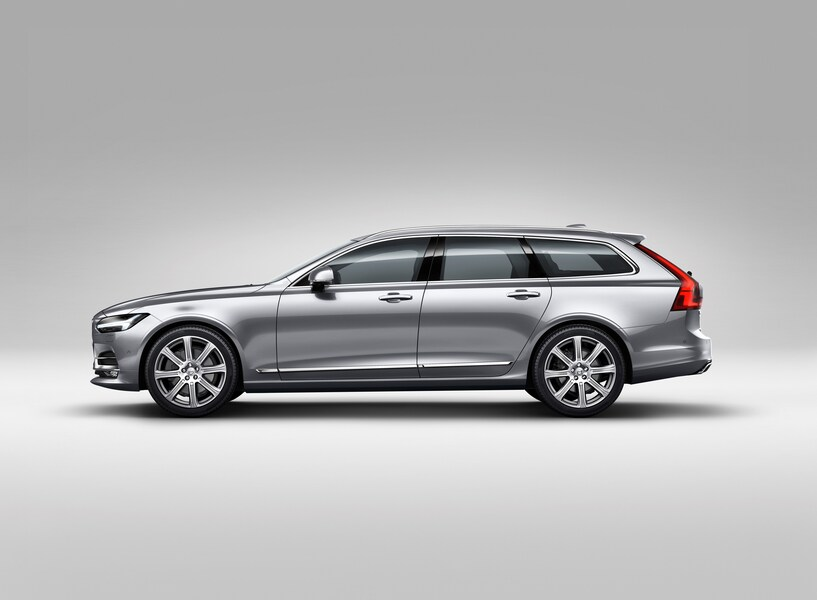 Volvo V90 T8 Twin Engine AWD Geartronic Momentum (3)